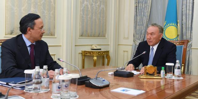 Мемлекет басшысы ҚР Сыртқы істер министрі Қайрат Әбдірахмановты қабылдады