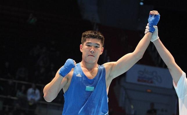 Казахстанский боксер завоевал золотую медаль на турнире в Финляндии