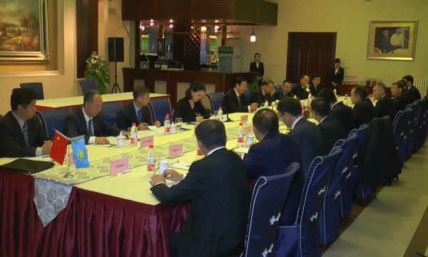 Между РК и КНР подписан меморандум по организации сельскохозяйственной товарной биржи