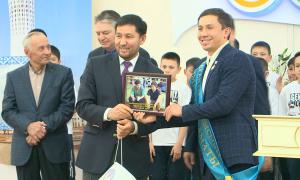Г.Головкинге «Қарағанды облысының Құрметті азаматы» марапаты тапсырылды