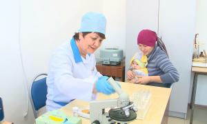 В поселке им.С.Сейфуллина открыли новую врачебную амбулаторию