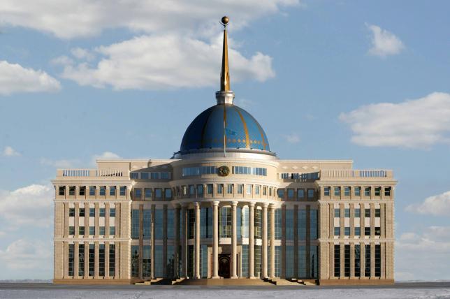 Н.Назарбаев поздравил В.Путина с днем рождения