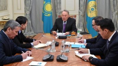 Глава государства провел совещание по итогам официального визита в США
