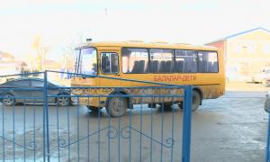 Атыраудағы мектептерге 9 автобус тарту етілді