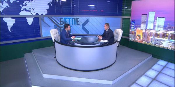 «Бетпе-бет». Астана қаласы әкімінің орынбасары Ермек Аманшаев