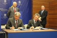 Румыния подписала Договор об участии в «ЭКСПО-2017»