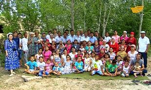 «Мерейлі отбасы». Семья Сыздыковых, Кызылординская область