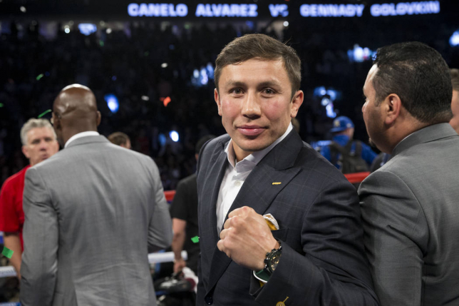 GGG вышел в лидеры голосования на звание лучшего P4P-боксера в мире по версии HBO