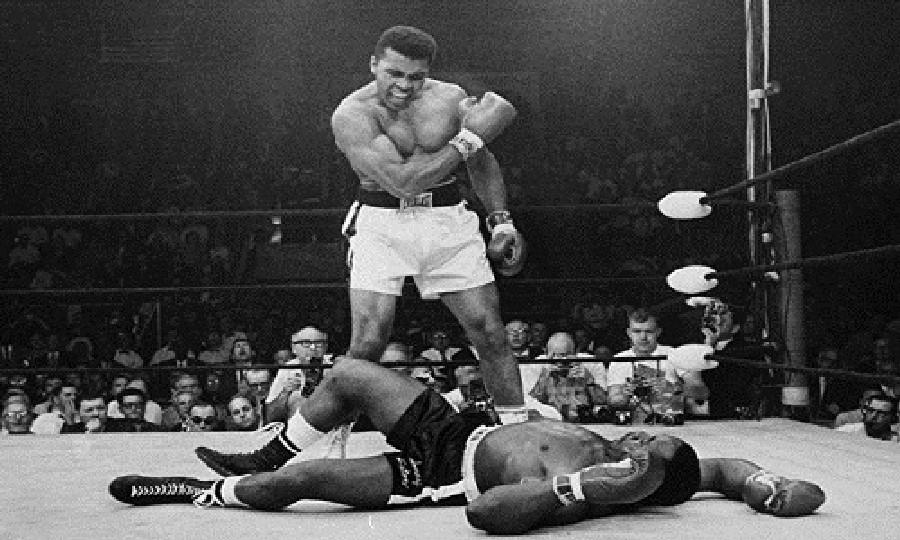 Чемпионский пояс Мохаммеда Али продадут за $600 тыс