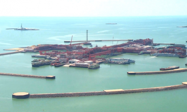 Қашаған кен орнынан 6 млн тонна мұнай өндірілді