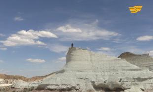 «Символы нашей Родины». Экспедиция «Сакральный Казахстан» прибыла к форту Ново-Александровский