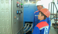 Новую гидроэлектростанцию запустили в ЮКО