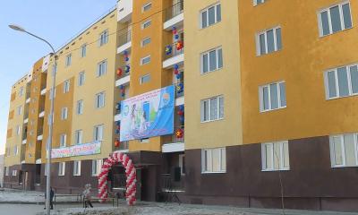В Актюбинской области 60 семей стали новоселами
