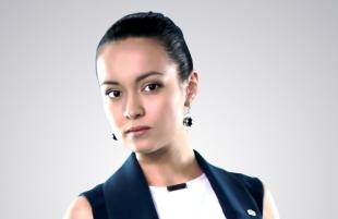 Актриса сериала «Ничего личного» Бибигуль Актан отвечает на вопросы зрителей
