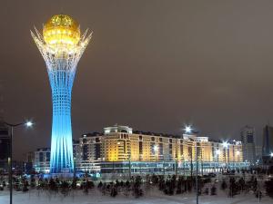 В Астане начался концерт звезд казахстанской эстрады