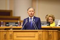 Н.Нигматулин на форуме в Санкт-Петербурге призвал поддержать инициативы Президента РК