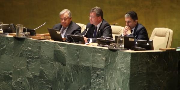 «Большая политика». Cнижение глобальной ядерной угрозы