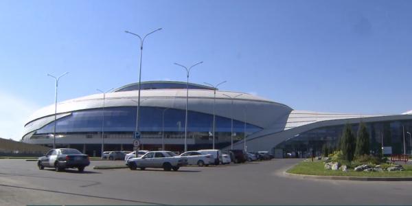 На Halyk Arena ведется подготовка к финалу республиканского отбора конкурса Junior Eurovision