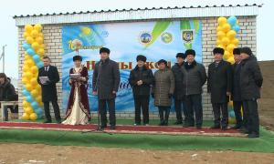БҚО-да ҚР Тәуелсіздік күніне орай бірнеше нысан ел игілігіне берілді
