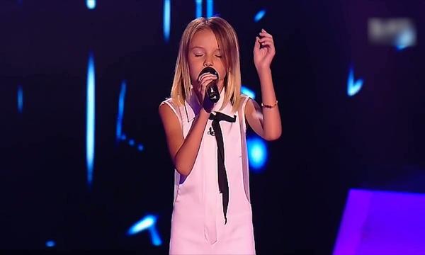 Данэлия Төлешева Украинаның «Голос. Діти» танымал талант-шоуының келесі кезеңіне өтті
