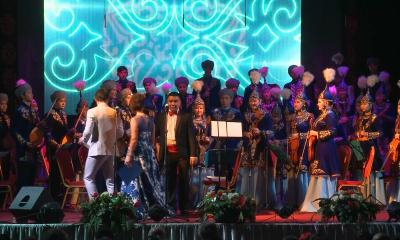 ШҚО-дағы оркестр шалғай ауылдарда концерт береді