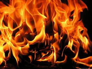 Ущерб от пожаров подсчитали в Астане
