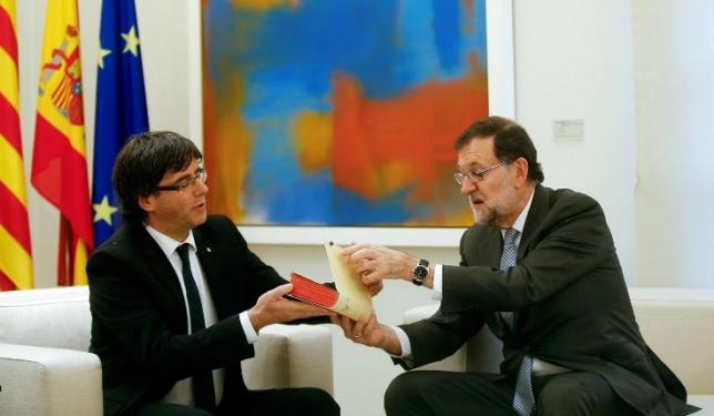 Испания Каталонияның парламентін таратты