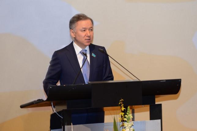 Спикер Мажилиса РК призвал парламентариев стран Евразии укреплять и развивать сотрудничество