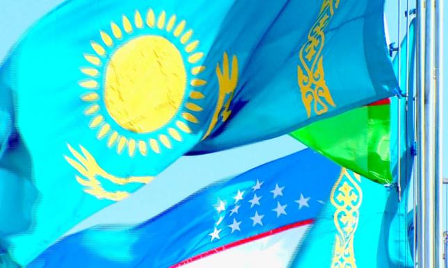 «Хабар» арнасы «Қазақстан-Өзбекстан: Начало большого пути» атты деректі фильмін ұсынады