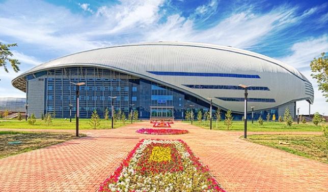 Чемпионат Казахстана по велоспорту проходит в Астане