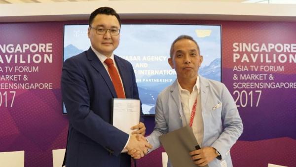 «Хабар» Агенттігі сингапурлық Silver Wolf International компаниясымен келісім жасасты