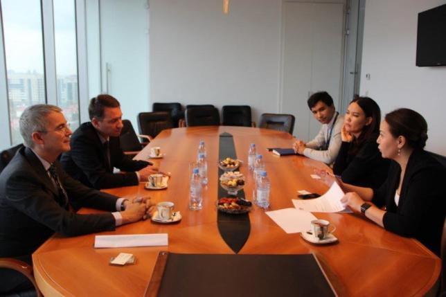 Агентство «Хабар» начинает сотрудничество с Академией «France 24»