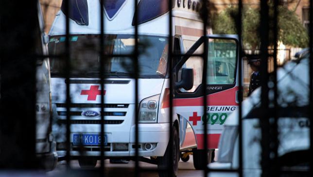 На севере Китая шесть человек погибли из-за пожара на фабрике