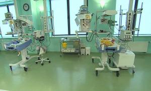 Впервые в Казахстане появился аппарат управляемой гипотермии