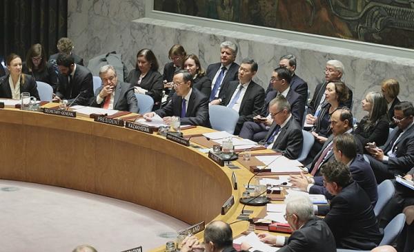В СБ ООН впервые прошли дебаты министерского уровня по ЦА и Афганистану