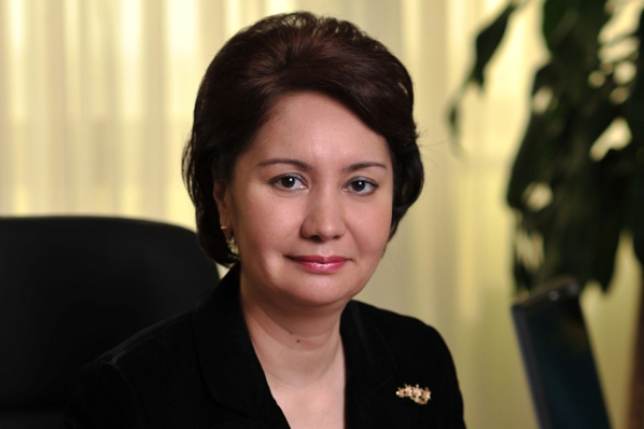 Госсекретарь РК приняла участие в республиканском форуме земляков «Туған жер»