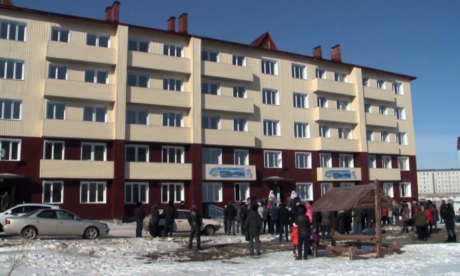 В Казахстане падает стоимость жилья