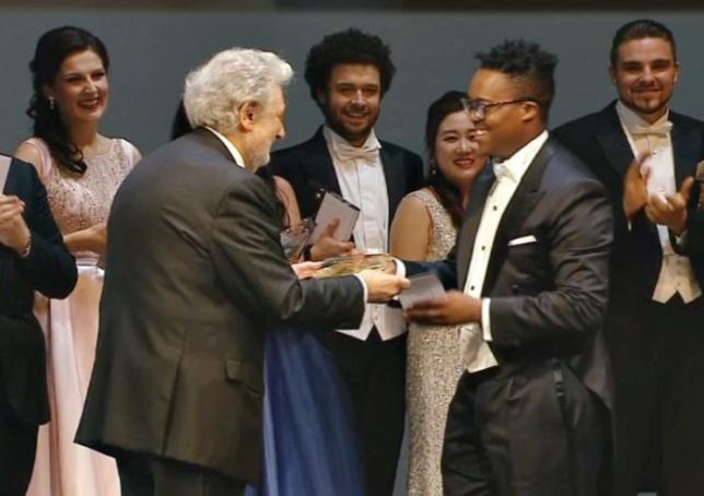 Имена победителей конкурса «Опералия Пласидо Доминго» объявили в Астане
