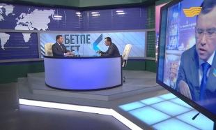 «Бетпе-бет». ҚР Парламенті Мәжілісінің депутаты Мәулен Әшімбаев