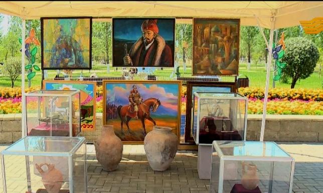 Дни культуры Жамбылской области пройдут в Астане в рамках EXPO 2017