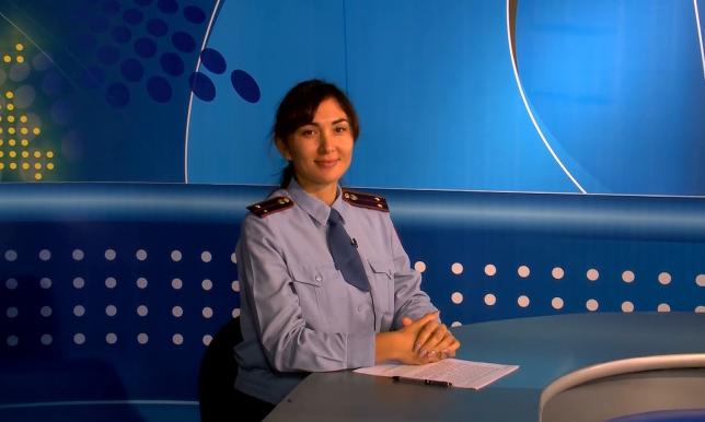 Солтүстік Қазақстан полицейлері телевизия саласының қыр-сырымен танысты