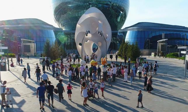 Представленные на EXPO 2017 проекты могут внедрить в Астане
