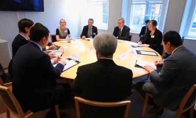 Англия готова наращивать инвестиционное сотрудничество с Казахстаном