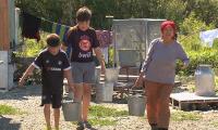 Больше 200 частных домов Усть-Каменогорска остаются отрезанными от центральных коммуникаций