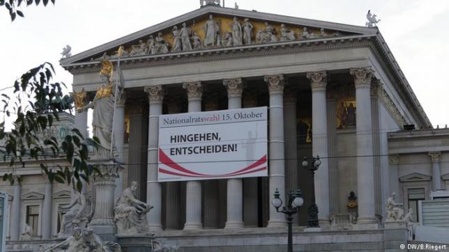 В Австрии проходят парламентские выборы