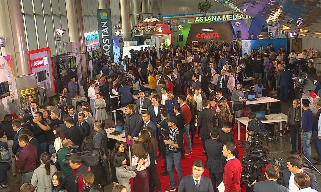 «Astana Media Week» апталығы аясында отандық БАҚ-тың өңірлік форумы өтіп жатыр
