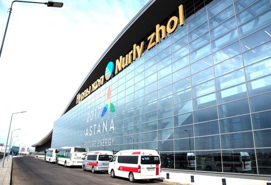 Новый вокзал Астаны номинирован на престижную архитектурную премию