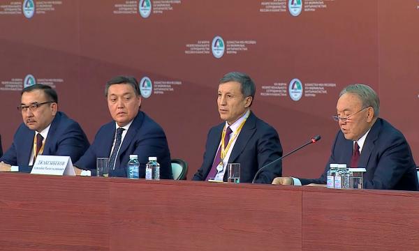 Казахстан и Россия подписали 10 соглашений по итогам XIV Форума межрегионального сотрудничества