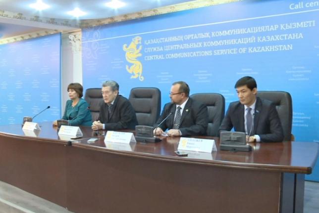 Молодежь Атырау желает помочь в переходе казахского языка на латинскую графику