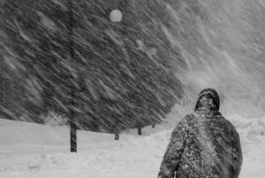 Штормовое предупреждение объявлено в ряде областей Казахстана
